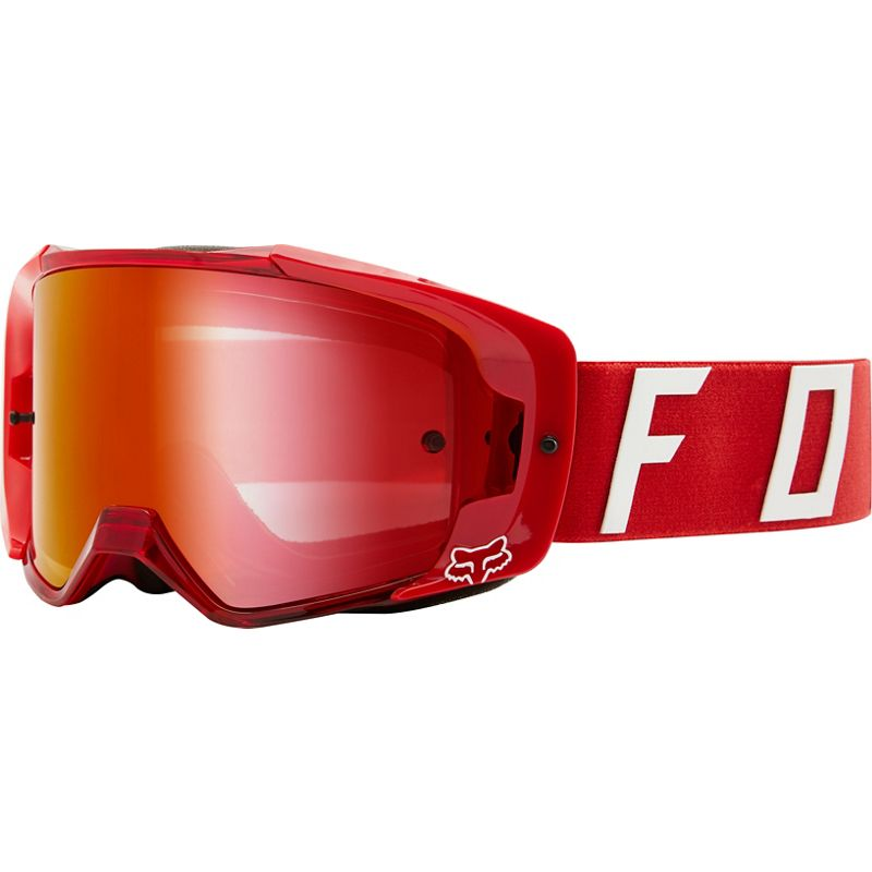 Fox Vue Psycosis Goggle Spark brýle flame red