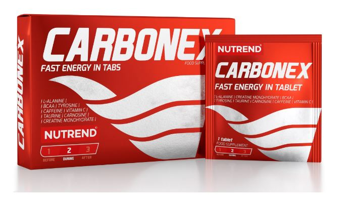 Nutrend Carbonex tabs 12 tablet