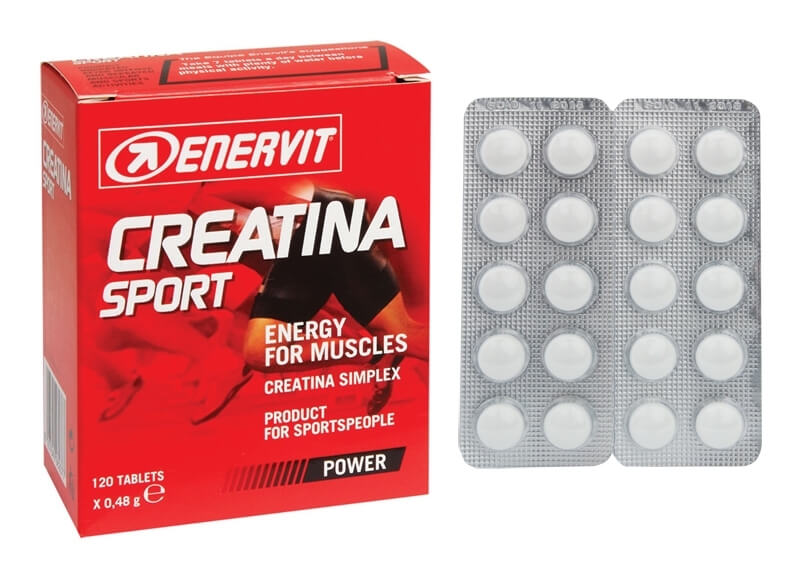 Enervit Creatina Simplex - 120 tablet