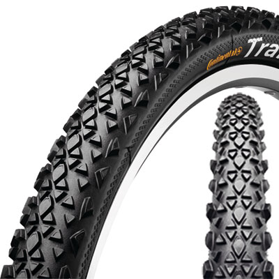 "Continental Traffic 26x2,10"" MTB plášť drát"