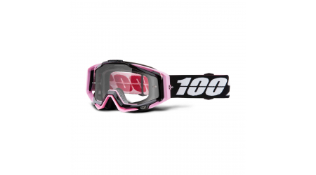100% Racecraft Floyd Clear Lens MX brýle