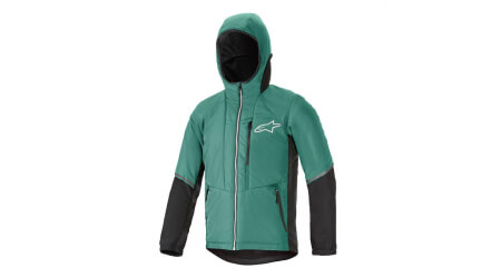 Alpinestars Denali bunda emerald black