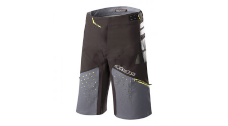 Alpinestars Drop PRO kraťasy black/steel grey