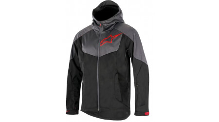 Alpinestars Milestone 2 Jacket Black/Steal Grey