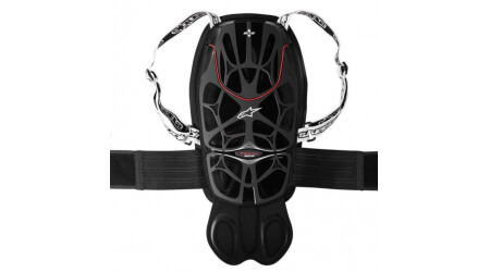 Alpinestars Tech Bionicon Back Protector vesta