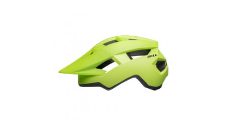 Bell Spark JR přilba mat bright green/black vel. 50-57 cm