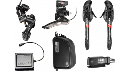 Campagnolo Super Record EPS Kit 11s