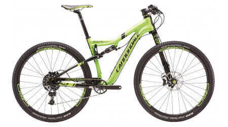 Cannondale Scalpel 29 Carbon Race 2016 horské kolo