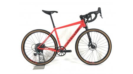Cannondale Slate Force 1 SE 2019 gravel bike, PŘEDVÁDĚCÍ