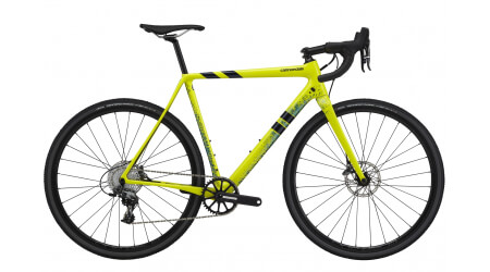 Cannondale SuperX Force 1 2020 NYW cyklokrosové kolo