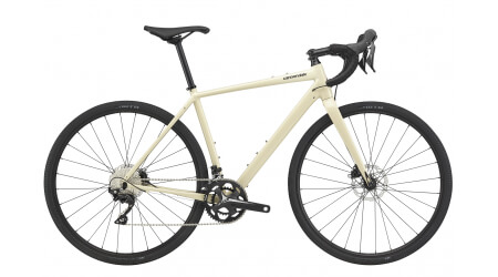 Cannondale Topstone 105 2020 QSD gravel bike