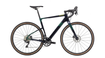 Cannondale Topstone Carbon Ultegra RX MDN 2020 gravel kolo