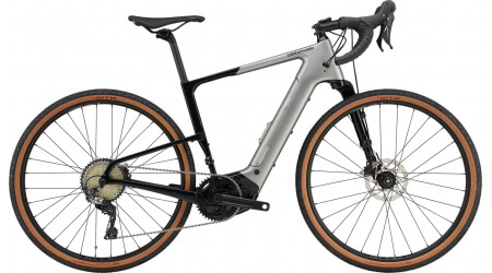 Cannondale Topstone NEO Carbon Lefty 3 GRY 2021 gravel elektrokolo