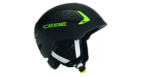Cébé Trilogy Black Green UNI 3v1 přilba