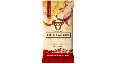 Chimpanzee Energy tyčinka Apple Ginger 55 g