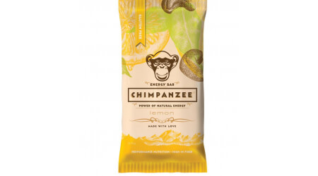 Chimpanzee Energy tyčinka Lemon 55 g