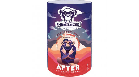Chimpanzee Quick Mix Protein energetická kaše 350g Cocoa maple