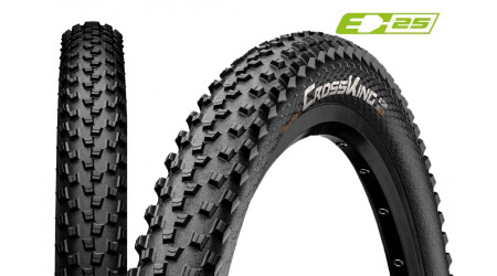 "Continental Cross King Performance E-25 27,5x2,20"" MTB plášť drát"