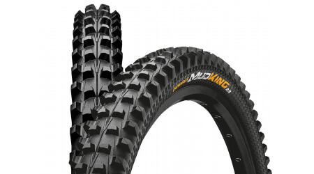 "Continental Mud King ProTection TLR E-25 27,5x1,80"" MTB plášť kevlar"