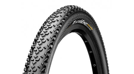 "Continental Race King Performance TLR, E-25 29x2,20"" MTB plášť kevlar"