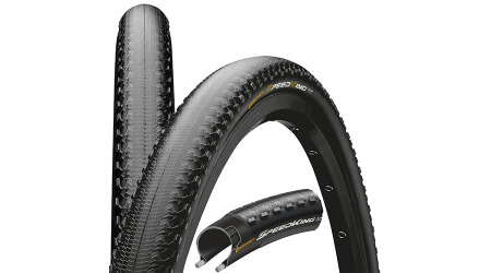 Continental Speed King CX Performance krosový plášť kevlar 35-622