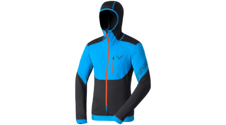 Dynafit DNA Training Jacket pánská bunda methyl blue