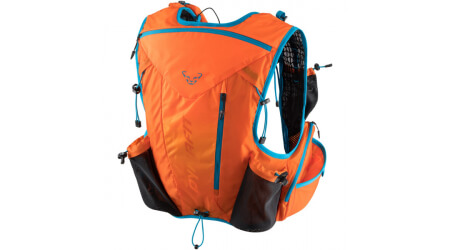 Dynafit Enduro 12 Backpack Orange/Methyl Blue batoh 12l