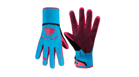 Dynafit Mercury Dynastretch Gloves Methyl Blue Skitouringové rukavice modré