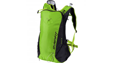 Dynafit Speed 28 Backpack skialpový batoh 28l Lambo Green Black