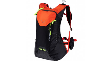 Dynafit Speedfit 28 2 Backpack Black/Dawn skialpový batoh 28l