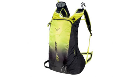 Dynafit Speedfit 28 2 Backpack Black/Neon yellow skialpový batoh 28l