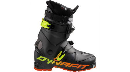 Dynafit TLT Speedfit skialpové boty Black/Fluo Orange