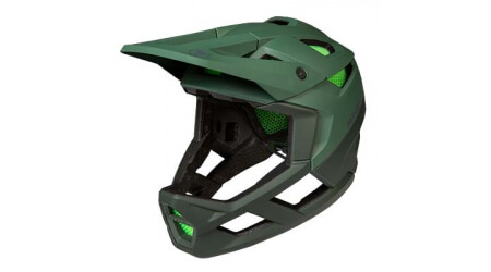 Endura MT500 Full Face přilba green forest