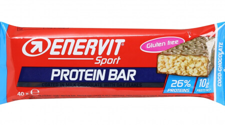 Enervit Power Sport protein bar 40g
