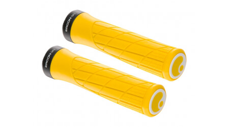 Ergon GA2 gripy yellow mellow