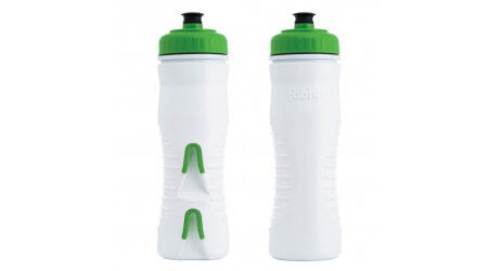 Fabric Insulated 525 ml láhev white/green