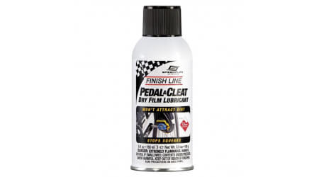 Finish Line Pedal and Cleat Lubricant 150 ml sprej