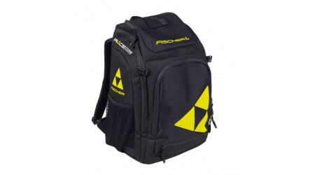 Fischer Alpine race batoh black-yellow, 36l