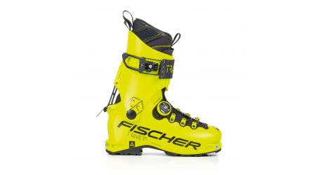 Fischer TRAVERS CS skialpinistické lyžáky yellow 20/21