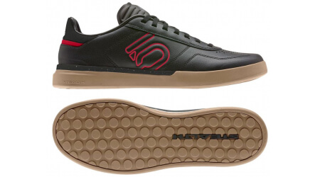 Five Ten Sleuth DLX boty Black/Red/Gum
