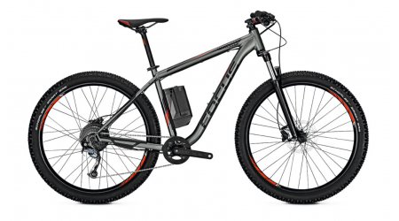 Focus Whistler 2 Plus 2018 grey elektrokolo