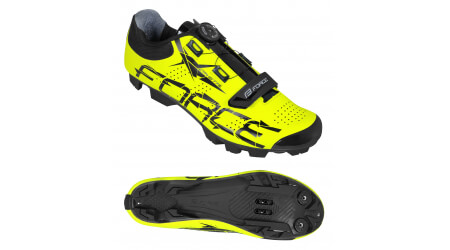 Force Crystal MTB tretry fluo