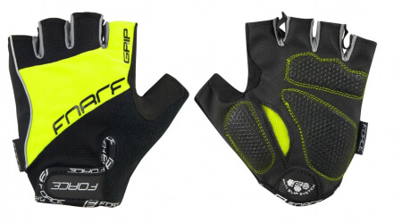 Force Grip Gel rukavice fluo