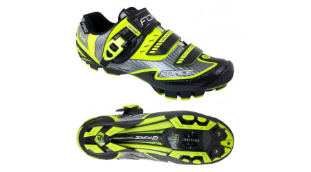 Force Mtb Carbon Devil tretry fluo