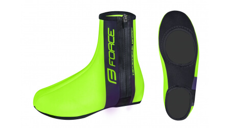Force Neoprén Basic návleky na tretry fluo