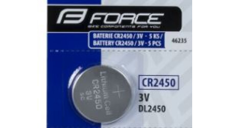 Force baterie CR2450 3V