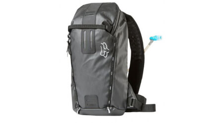 Fox Utility Hydration batoh Black vel. Large