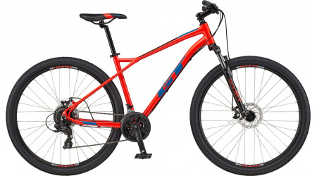 GT Aggressor 27,5 Comp 2020 RED horské kolo