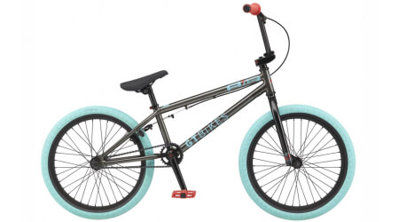 GT Air 2021 BLK BMX kolo