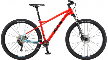 GT Avalanche 27,5 Comp 2020 RED horské kolo
